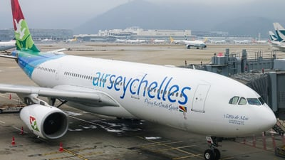 A6-EYZ - Airbus A330-243 - Air Seychelles (Etihad Airways)