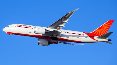 VT-ANV - Boeing 787-8 Dreamliner - Air India