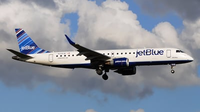 N339JB - Embraer 190-100IGW - jetBlue Airways
