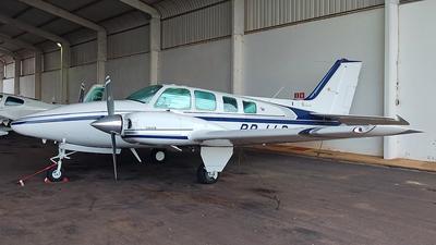 PR-LLR - Beechcraft 58 Baron - Private