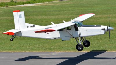 9H-RVM - Pilatus PC-6/B2-H4 Turbo Porter - Private