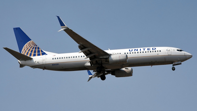 A picture of N14231 - Boeing 737824 - United Airlines - © Mehrad Watson - AirTeamImages