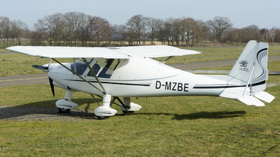 D-MZBE - Ikarus C-42B - Private