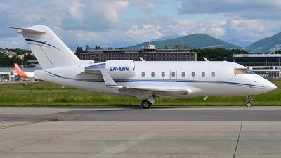 9H-MIR - Bombardier CL-600-2B16 Challenger 604 - Hifly Malta