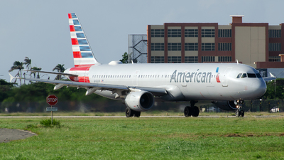 A picture of N161UW - Airbus A321211 - American Airlines - © Nito