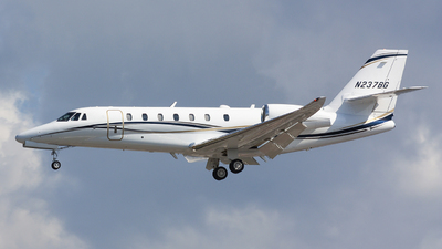 N237BG - Cessna 560 Citation Encore - Private