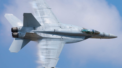 169117 - Boeing F/A-18E Super Hornet - United States - US Navy (USN)
