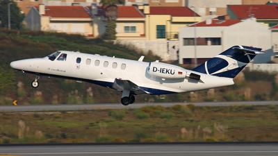 D-IEKU - Cessna 525A CitationJet 2 - Excellent Air