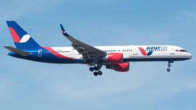 A picture of VQBKB - Boeing 7572Q8 - Azur Air - © Alexey Prokhorov