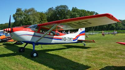 A picture of HBTMT - Cessna A185F Skywagon - [18504190] - © jeremy denton