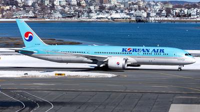 A picture of HL7206 - Boeing 7879 Dreamliner - Korean Air - © OCFLT_OMGcat