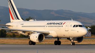 A picture of FGRXE - Airbus A319111 - Air France - © Georgi Vatafov