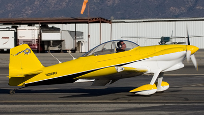 N286RV - Vans RV-4 - Private