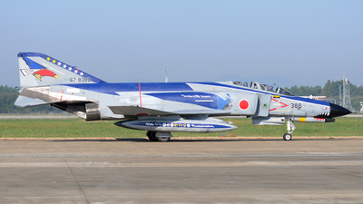 67-8388 - McDonnell Douglas F-4EJ Kai - Japan - Air Self Defence Force (JASDF)