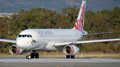 VH-VNB - Airbus A320-232 - Virgin Australia Regional Airlines