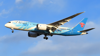 B-2787 - Boeing 787-8 Dreamliner - China Southern Airlines