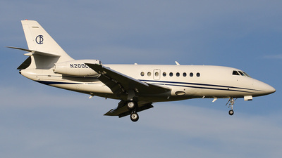 N200CD - Dassault Falcon 2000 - Private