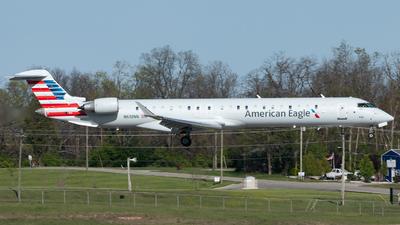 A picture of N610NN - Mitsubishi CRJ900LR - American Airlines - © Erik Goodfellow