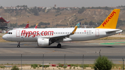A picture of TCNCR - Airbus A320251N - Pegasus Airlines - © Marcel Schmidt