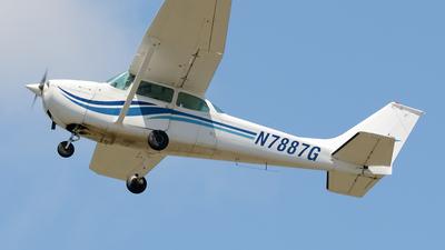N7887G - Cessna 172L Skyhawk - Private