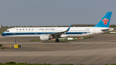 A picture of B8848 - Airbus A321211 - China Southern Airlines - © SakaiWakana