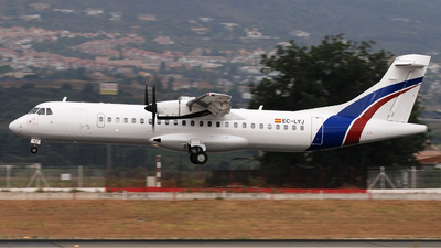EC-LYJ - ATR 72-212A(500) - Swiftair