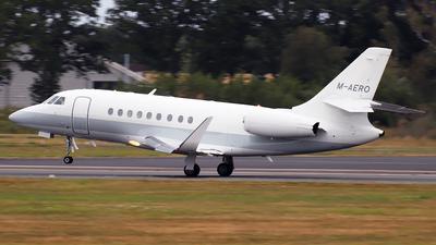 M-AERO - Dassault Falcon 2000LX - Private