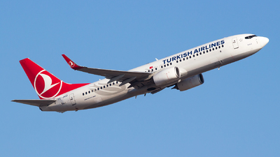 A picture of TCJVO - Boeing 7378F2 - Turkish Airlines - © Emre Tanrivermis