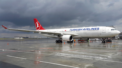 TC-JIN - Airbus A330-202 - Turkish Airlines