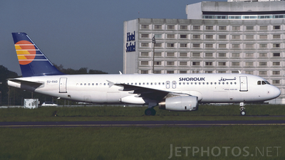 SU-RAD - Airbus A320-231 - Shorouk Air