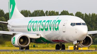 PH-HZD - Boeing 737-8K2 - Transavia Airlines