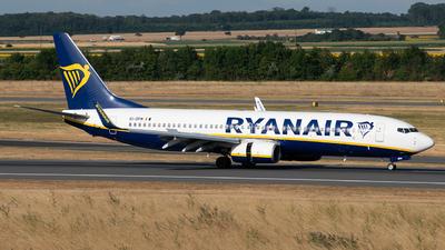 A picture of EIDPM - Boeing 7378AS - Ryanair - © Frantisek Sindelar