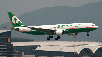 B-16302 - Airbus A330-203 - Eva Air