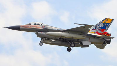 1041 - General Dynamics F-16A Fighting Falcon - Venezuela - Air Force