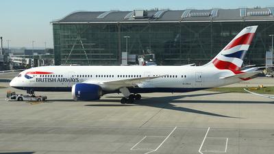 382409b11a4f G-ZBJJ - Boeing 787-8 Dreamliner - British Airways - Flightradar24