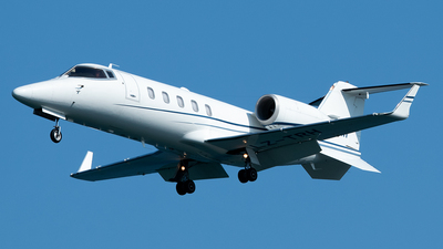LZ-TRH - Bombardier Learjet 60XR - Private
