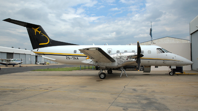 ZS-TAA - Embraer EMB-120ER Brasília - TAB Air Charters