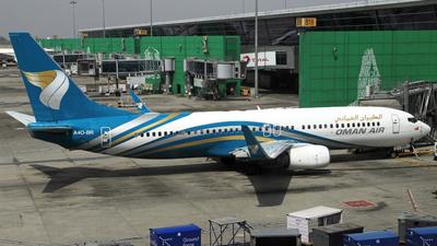A4O-BR - Boeing 737-81M - Oman Air