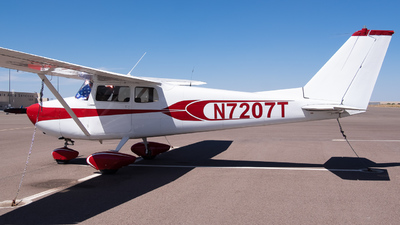 N7207T - Cessna 172A Skyhawk - Private