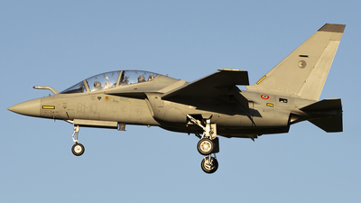 MM55215 - Alenia Aermacchi M-346 Master - Italy - Air Force
