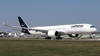 A picture of DAIXI - Airbus A350941 - Lufthansa - © Marco Wolf