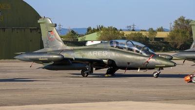 N348EM - Aermacchi MB-339C - ARES Aviation