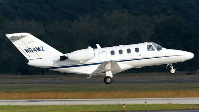 N94MZ - Cessna 525 CitationJet 1 - Private