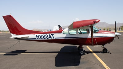 N8834T - Cessna 182 - Private