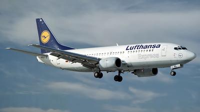 D-ABXL - Boeing 737-330 - Lufthansa Express