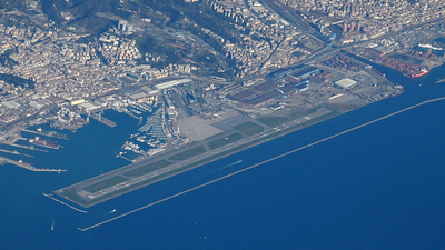 LIMJ - Airport - Airport Overview