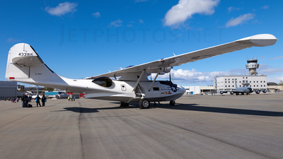 G-PBYA - Canadian Vickers PBY-5A Canso - Private