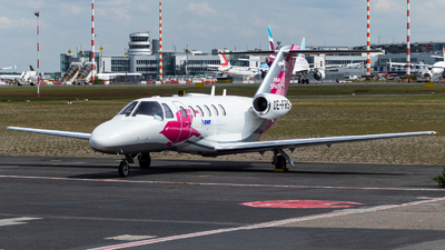 OE-FRS - Cessna 525A CitationJet CJ2 - Pink Sparrow