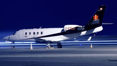 C-FYLD - IAI 1125 Astra SPX - Latitude Air Ambulance