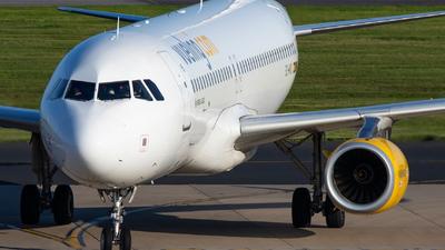 EC-MVD - Airbus A320-232 - Vueling Airlines